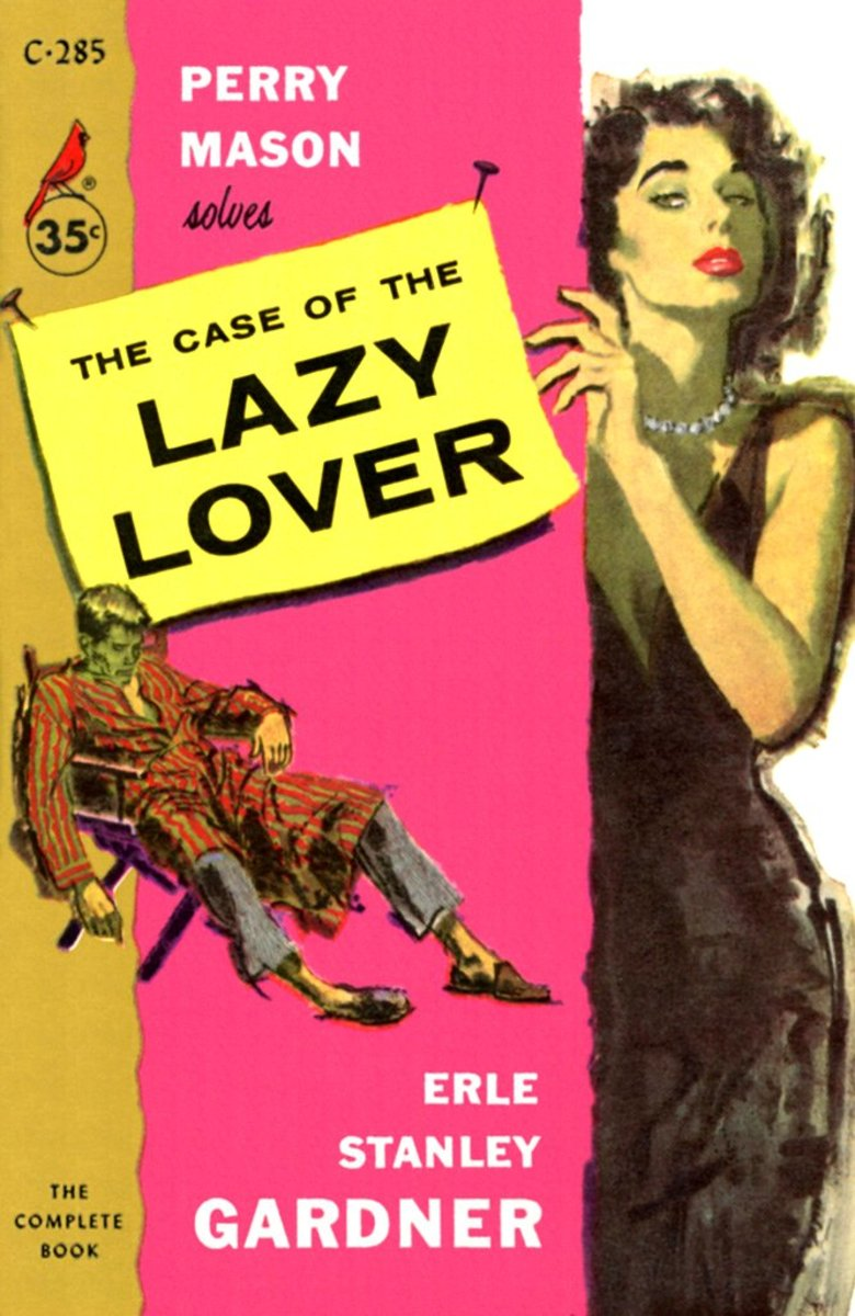 30: The Case of the Lazy Lover (1947)