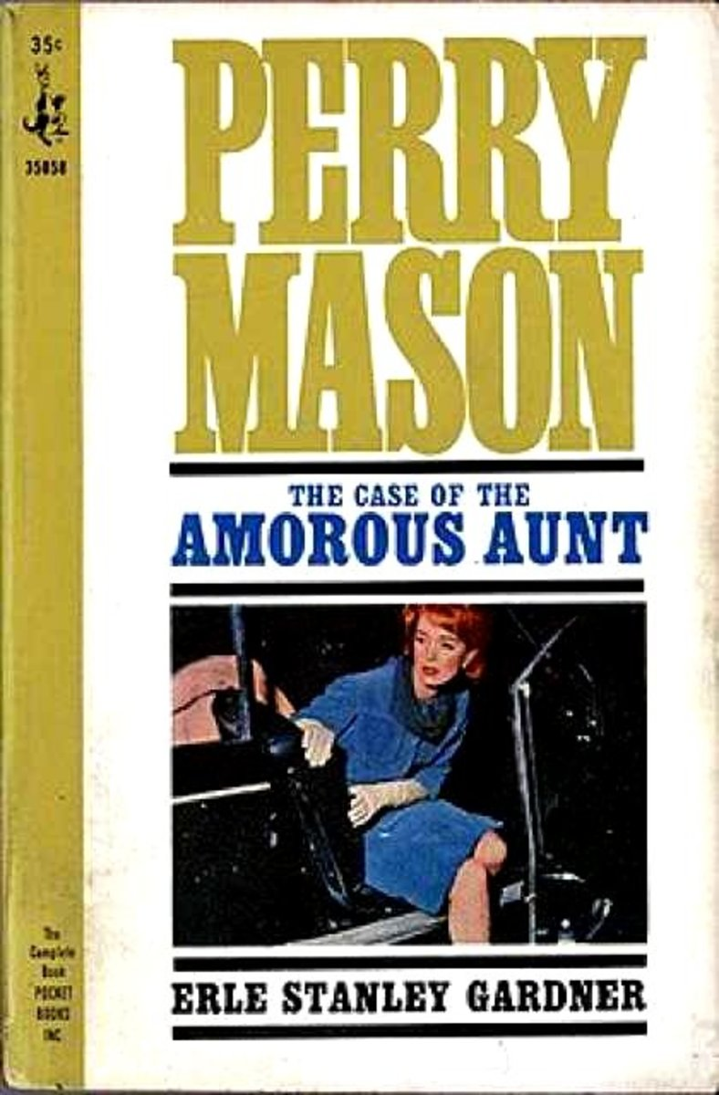 69: The Case of the Amorous Aunt (1963)