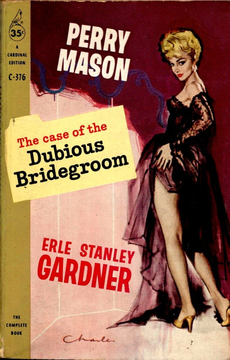 33: The Case of the Dubious Bridegroom (1949)