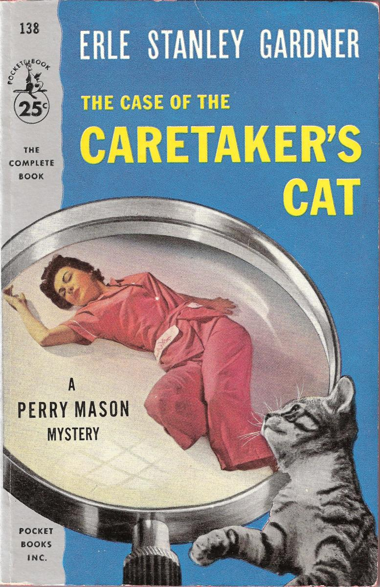 7:The Case of the Caretaker's Cat (1935)