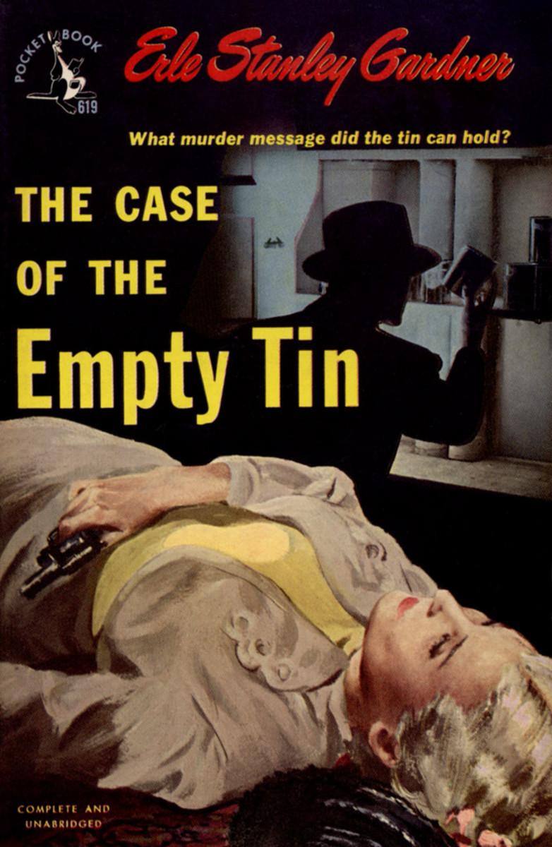 19:The Case of the Empty Tin (1941)