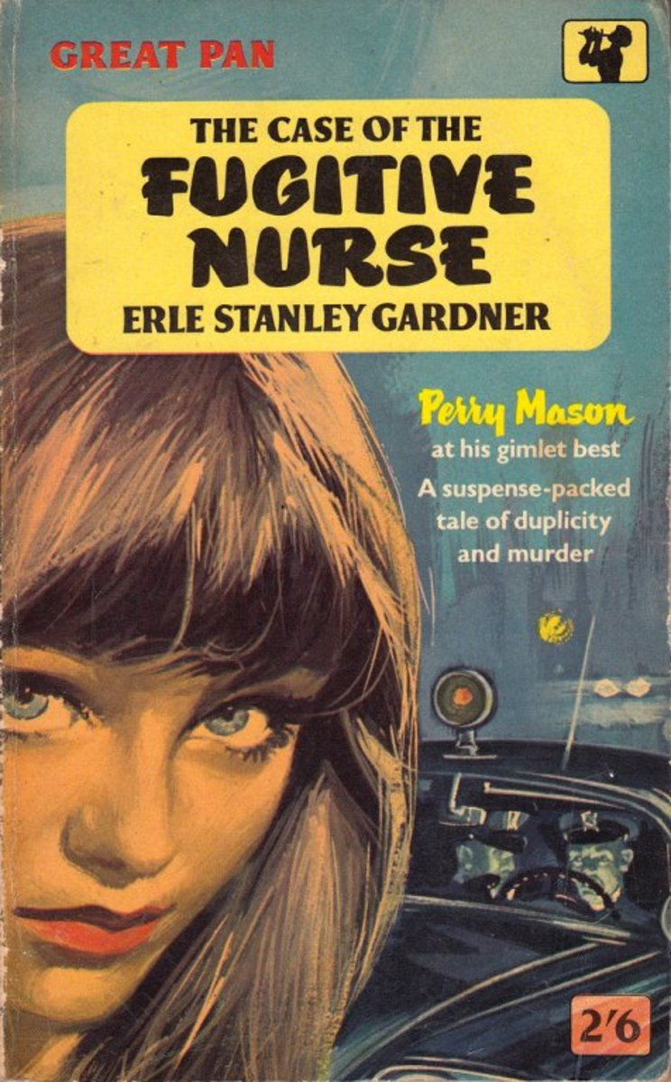 43: The Case of the Fugitive Nurse (1954)