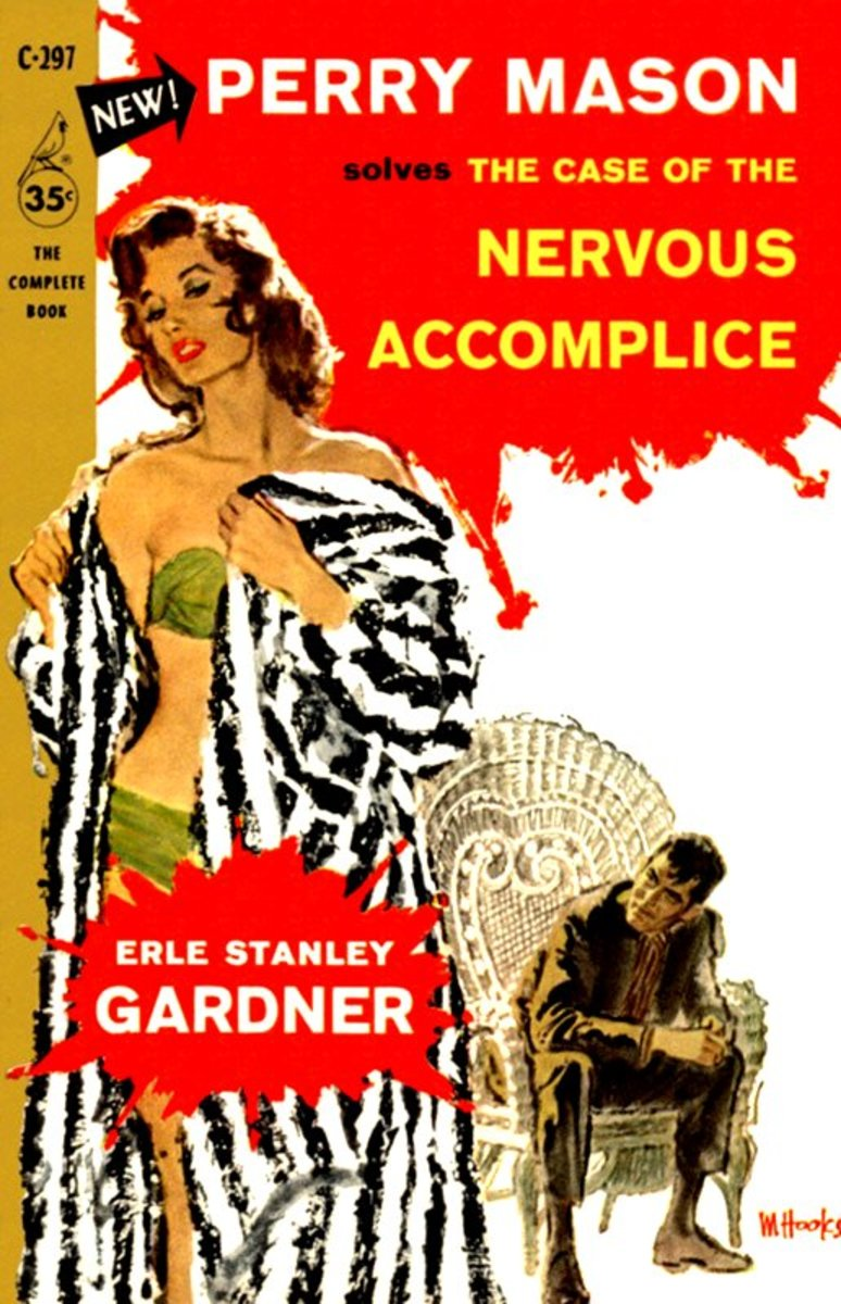 48: The Case of the Nervous Accomplice (1955)