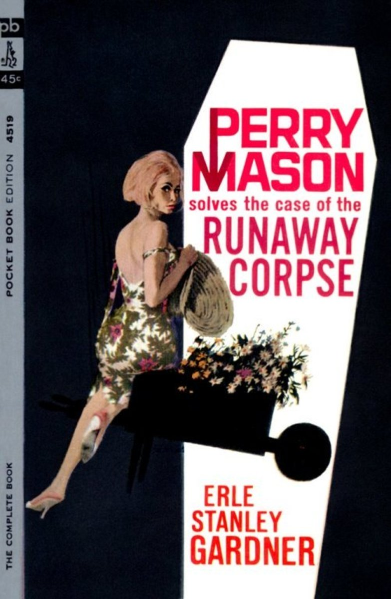 44: The Case of the Runaway Corpse (1954)