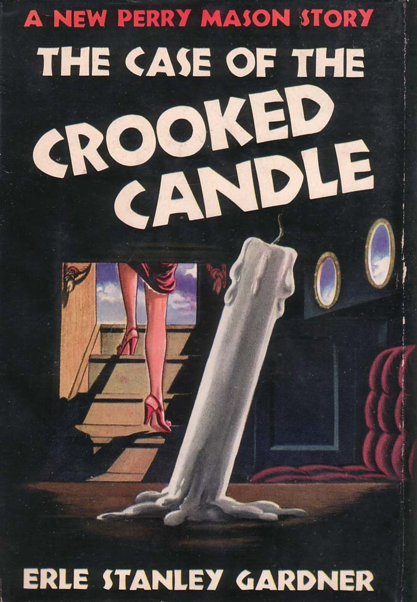 24: The Case of the Crooked Candle (1944)