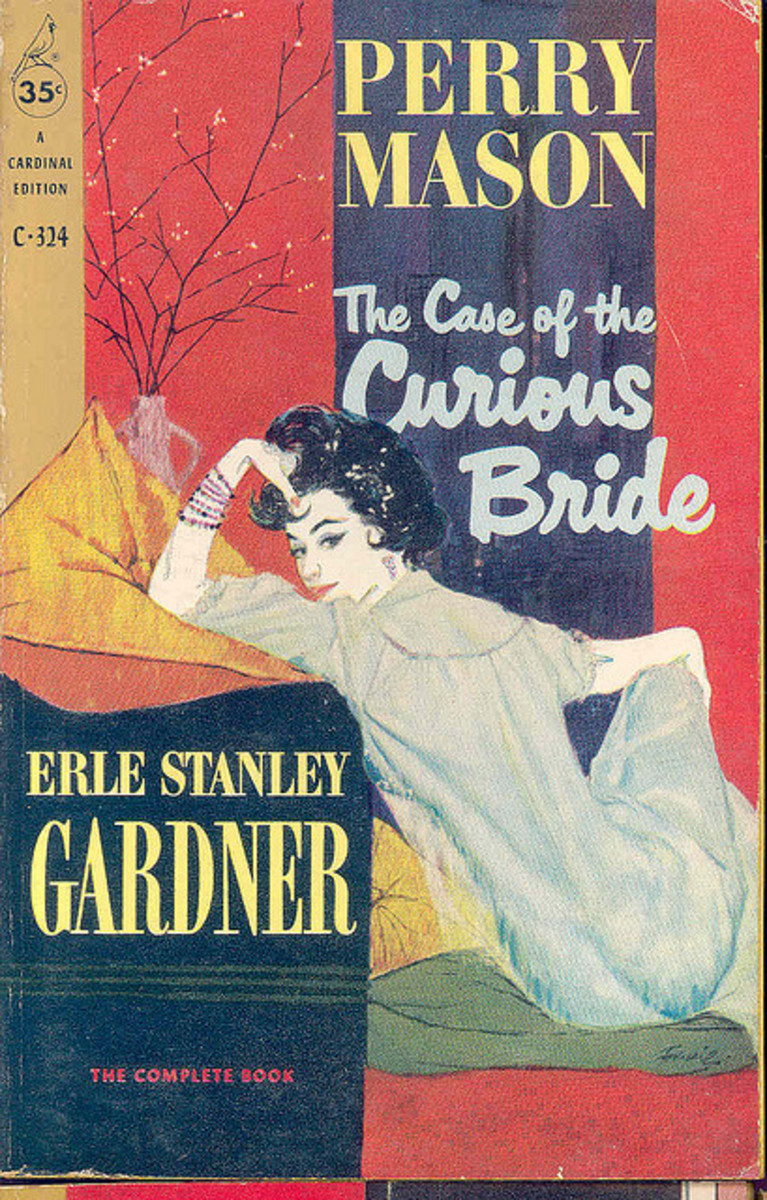 5:The Case of the Curious Bride (1935)