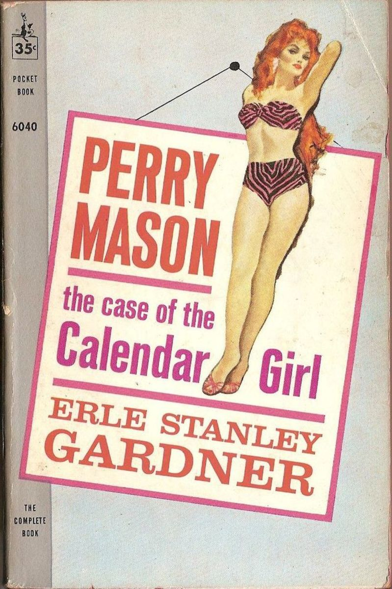 57: The Case of the Calendar Girl (1958)