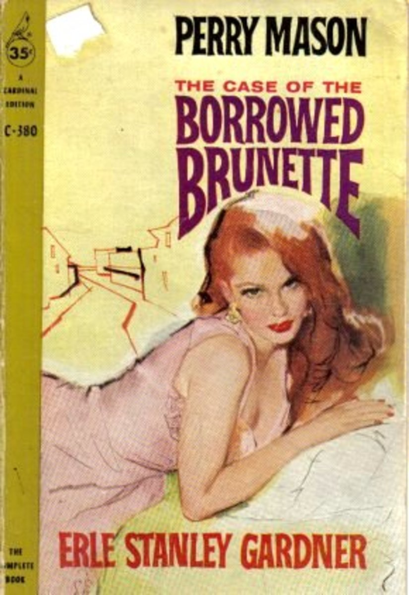28: The Case of the Borrowed Brunette (1946)