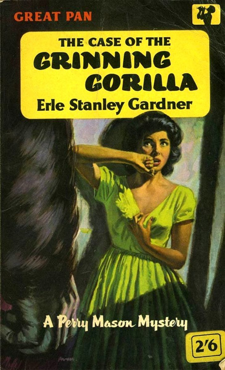 40: The Case of the Grinning Gorilla (1952)