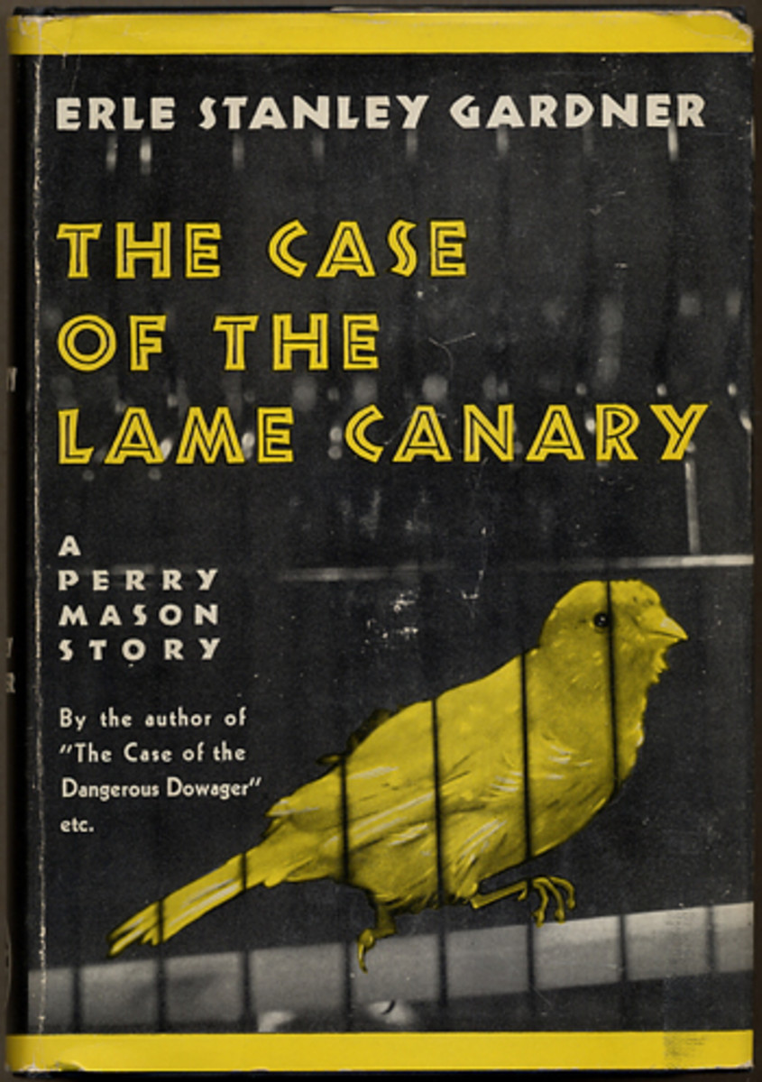 11:The Case of the Lame Canary (1937)