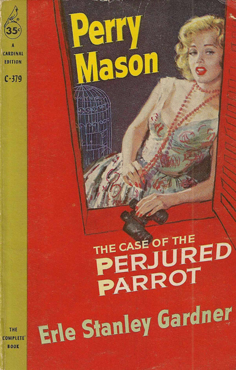 14:The Case of the Perjured Parrot (1939)