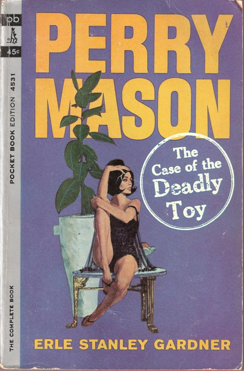 60: The Case of the Deadly Toy (1959)
