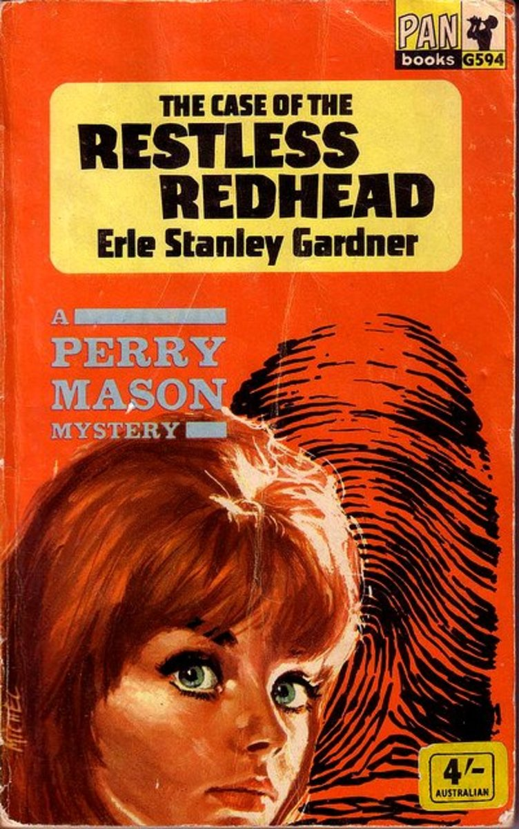 45: The Case of the Restless Redhead (1954)