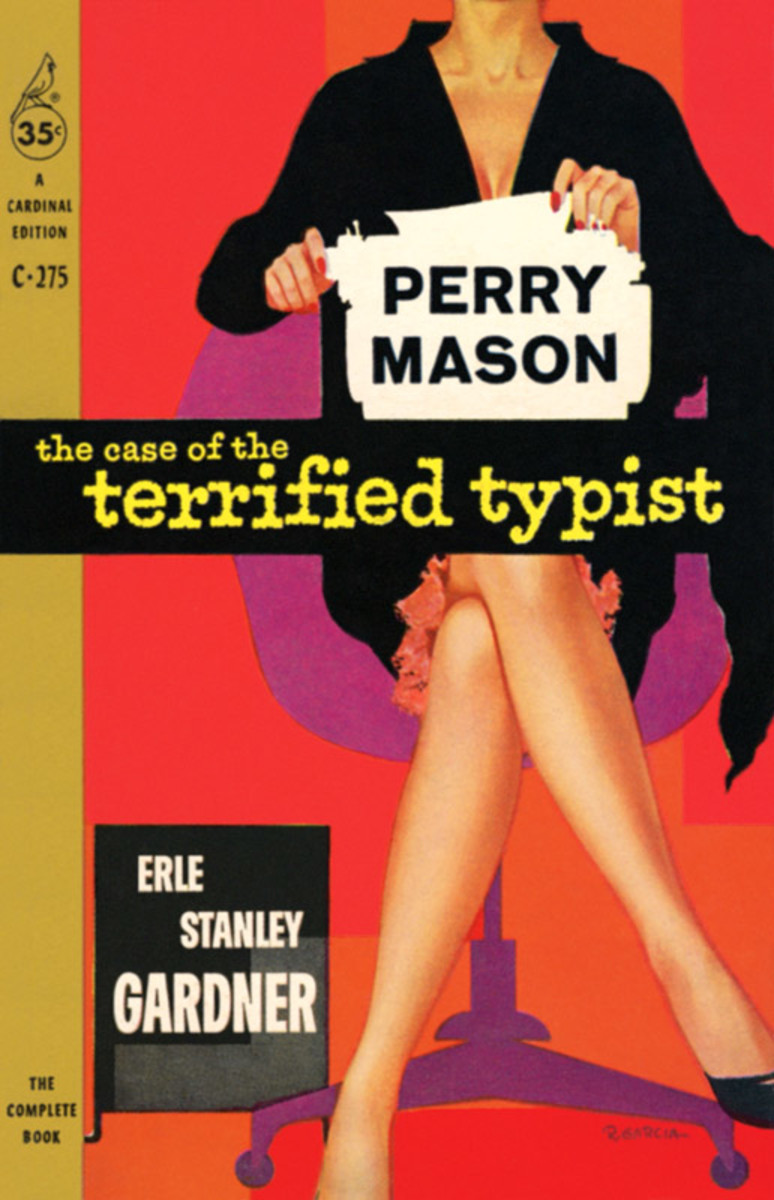 49: The Case of the Terrified Typist (1956)