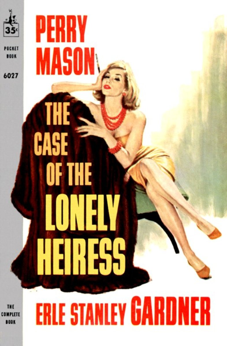 31: The Case of the Lonely Heiress (1948)