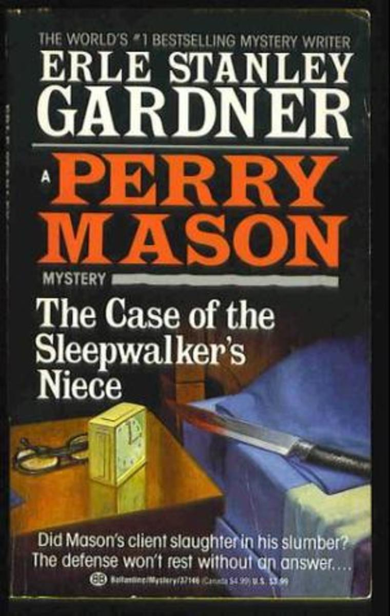 8:The Case of the Sleepwalker's Niece (1936)