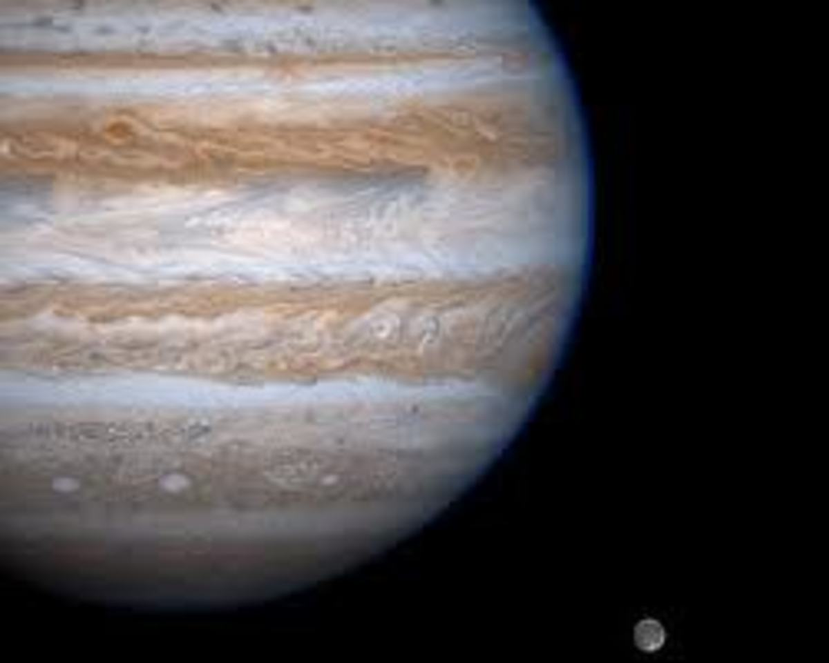 Might not look big, but that's next to freaking Jupiter