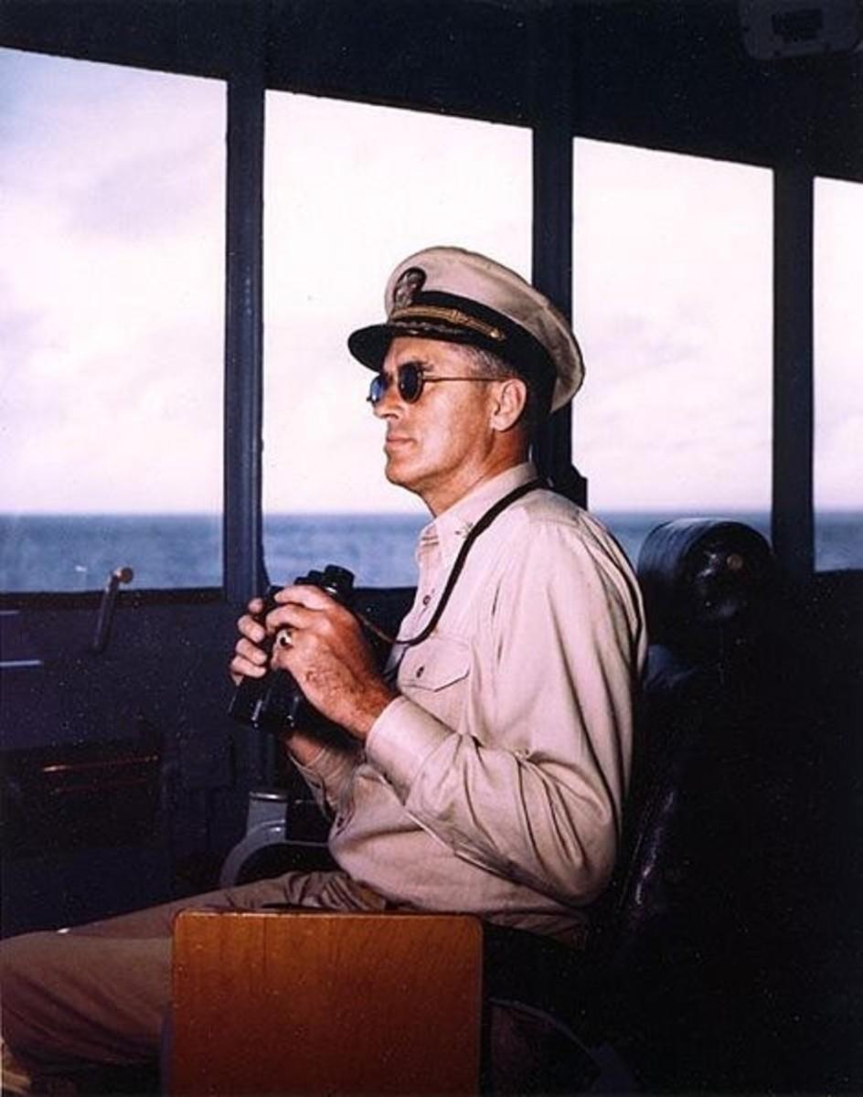WW2: Captain William M. Callaghan.