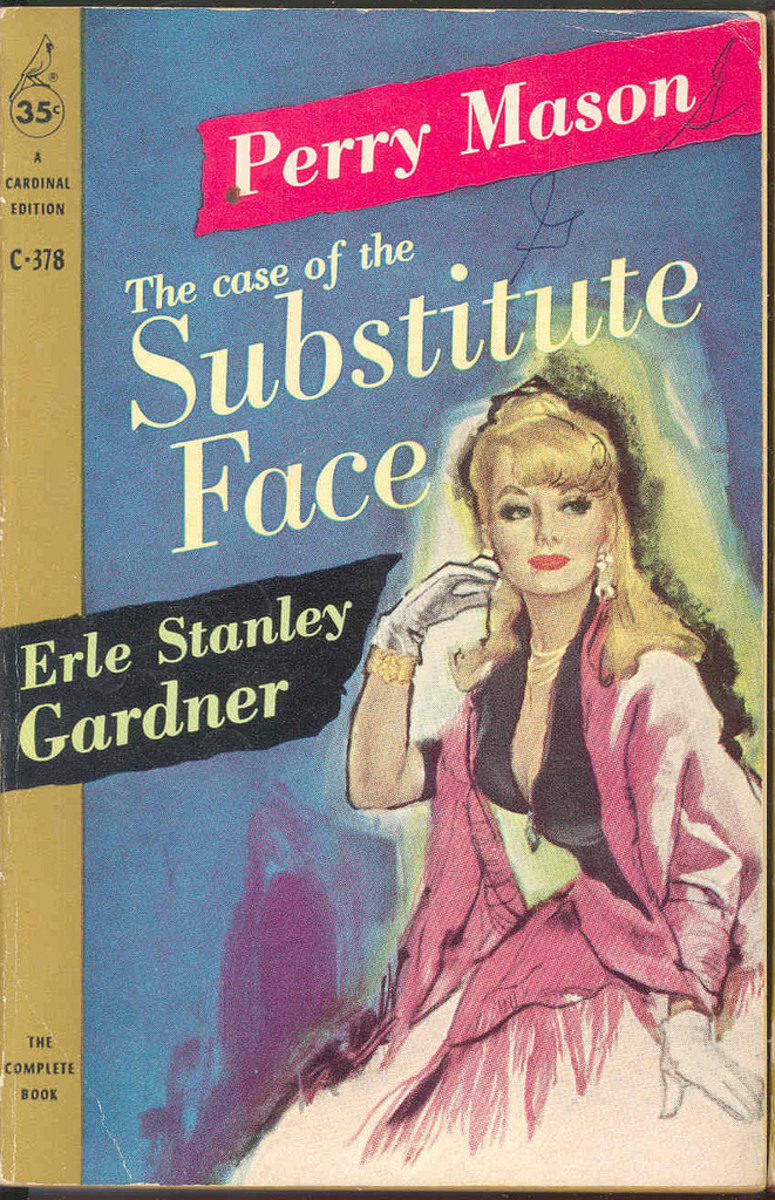 12:The Case of the Substitute Face (1938)