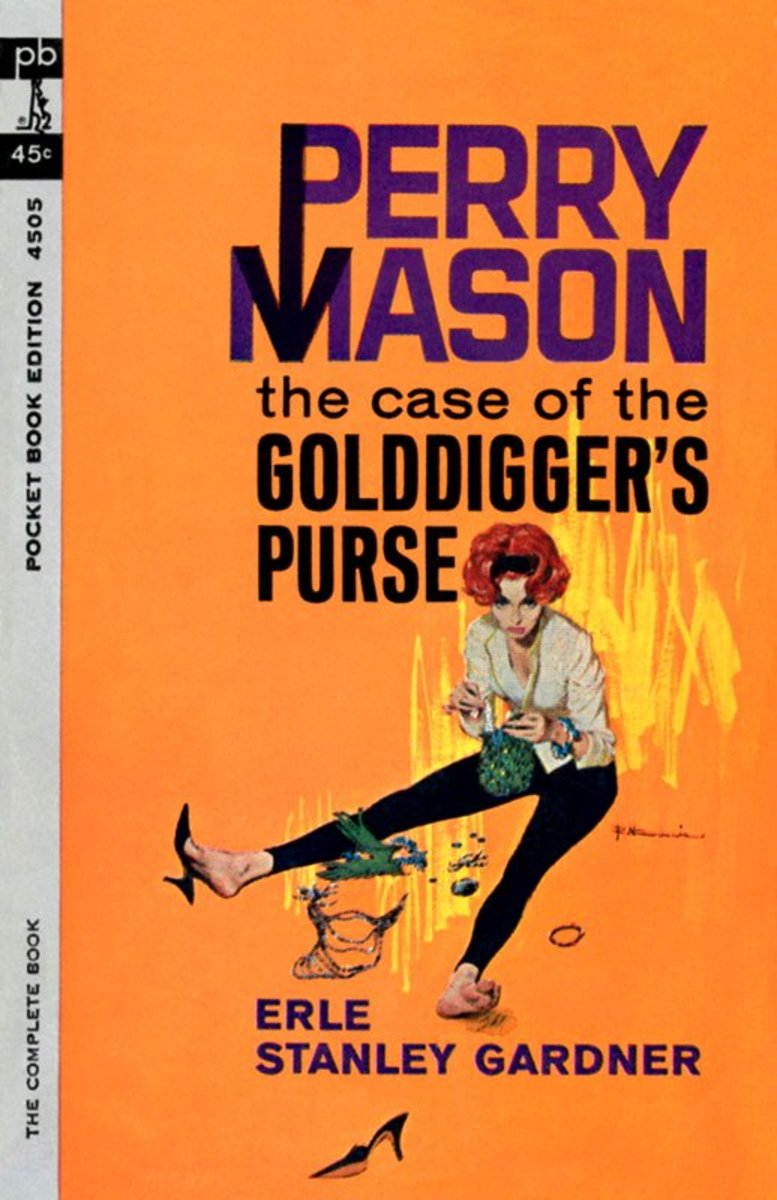 26: The Case of the Golddigger's Purse (1945)