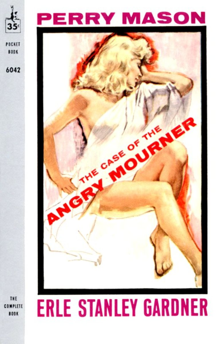 38: The Case of the Angry Mourner (1951)