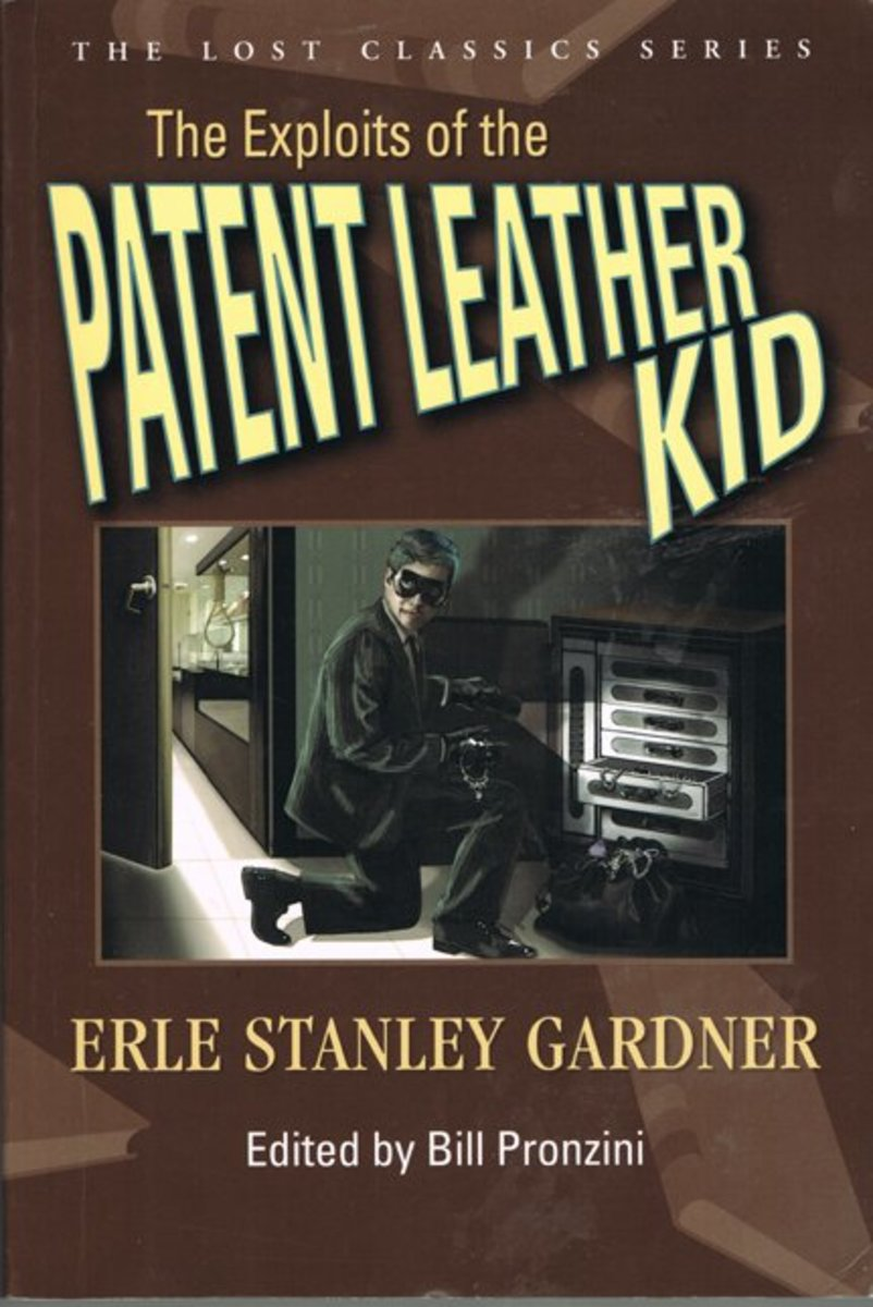 Patent Leather Kid