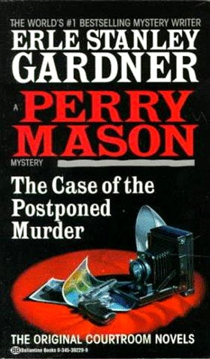 The Case of the Postponed Murder (published posthumously) (1973)