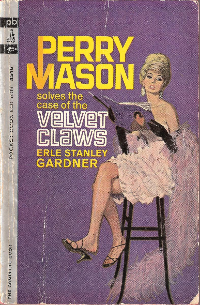 1:The Case of the Velvet Claws (1933)
