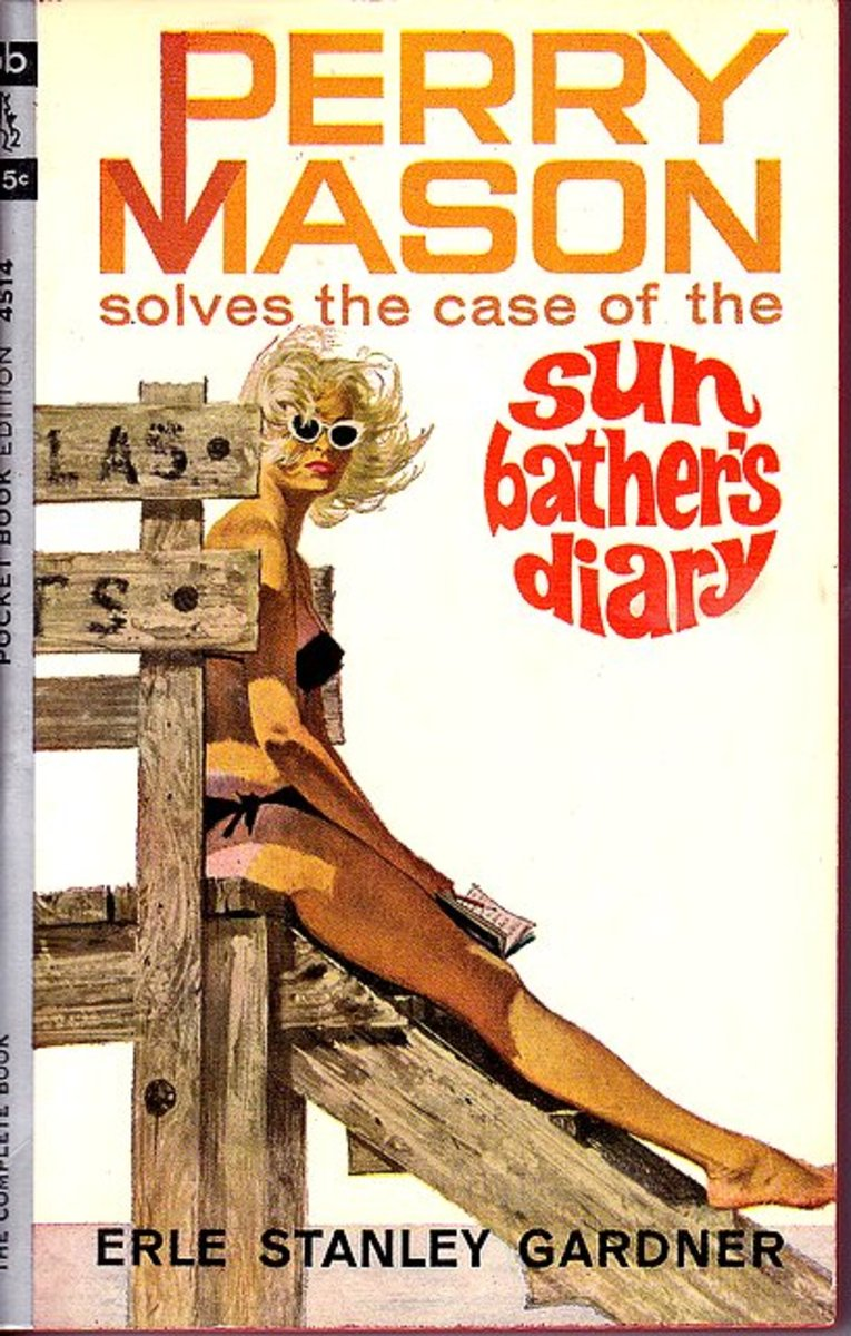 46: The Case of the Sun Bather's Diary (1955)