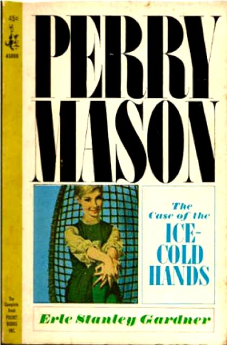 68: The Case of the Ice-Cold Hands (1962)