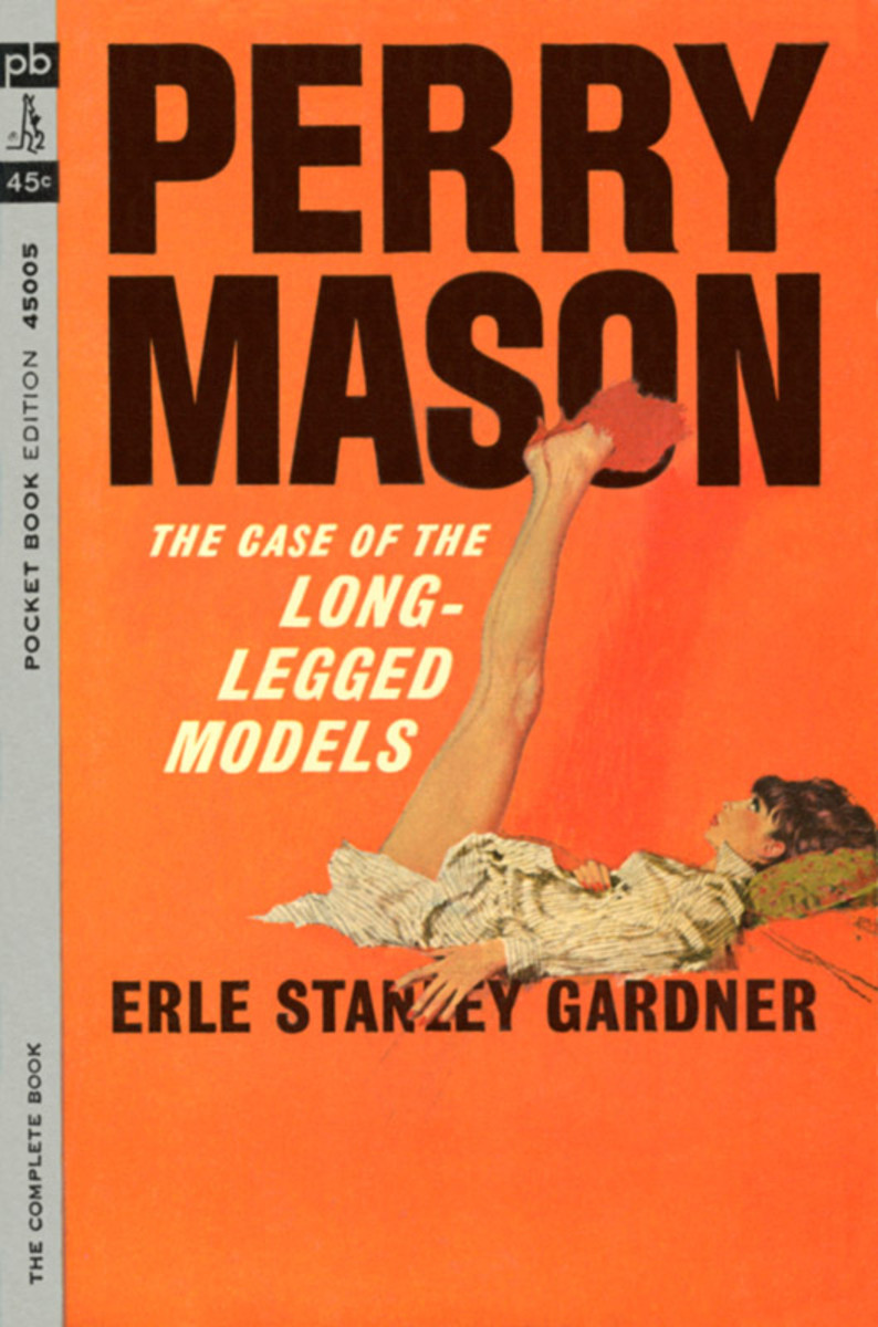 56: The Case of the Long-legged Models (1958)