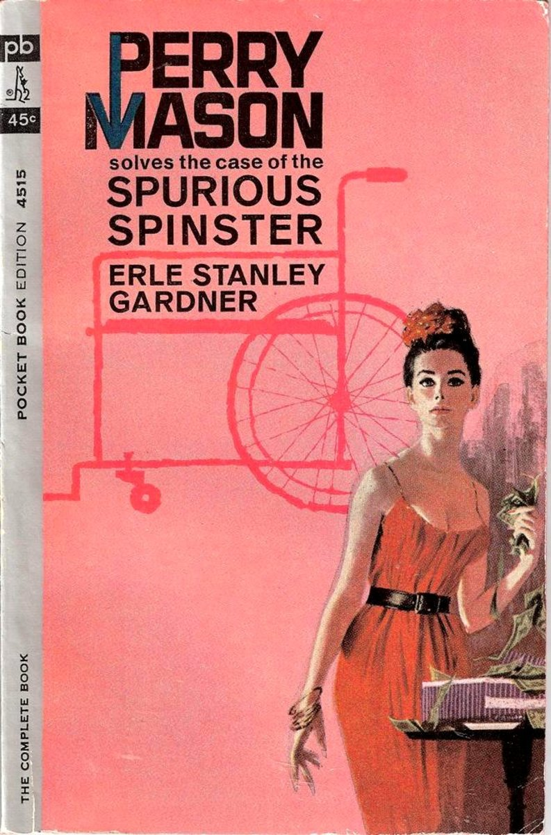 64: The Case of the Spurious Spinster (1961)