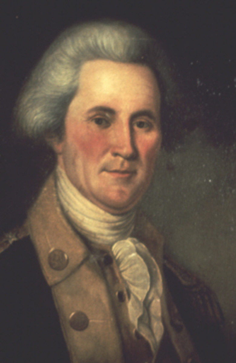 John Sevier the first Governor of Tennessee