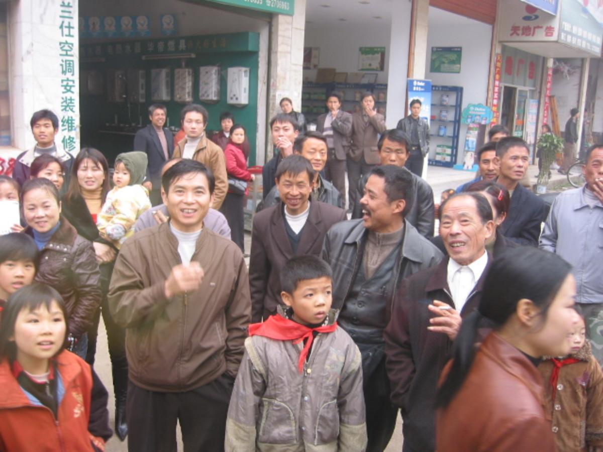 Over a billion people speak Chinese.  American companies need employees that speak Mandarin.