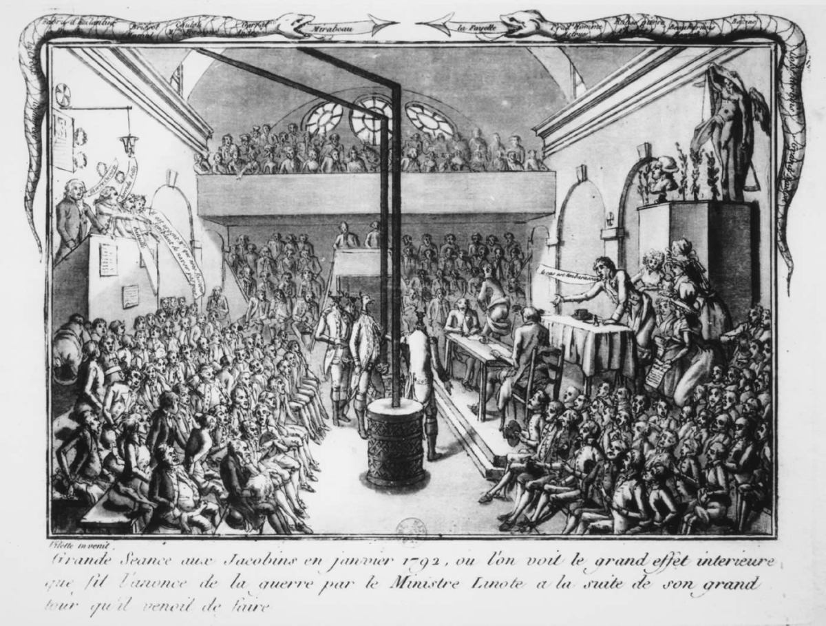 french revolution cause and effect 1789 The french revolution was a revolution in france from 1789 to 1799 and to cause its execution by all the means it places at my disposal.