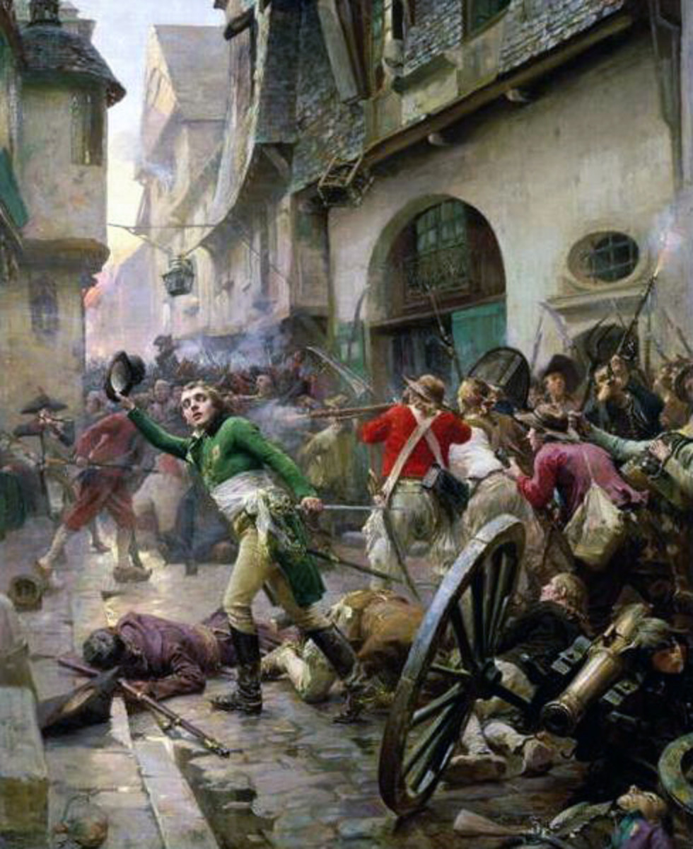 The Vendee Uprising