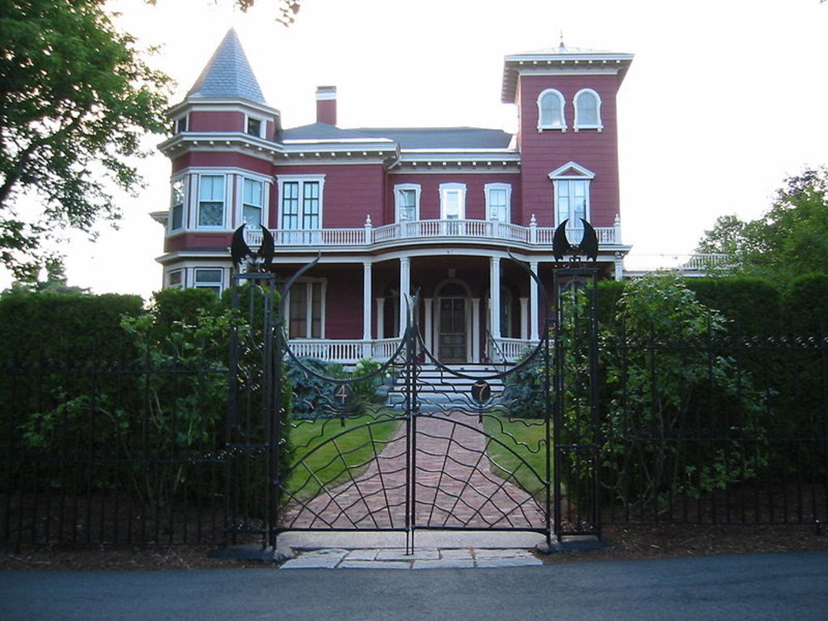 Bangor, Maine home of Stephen King