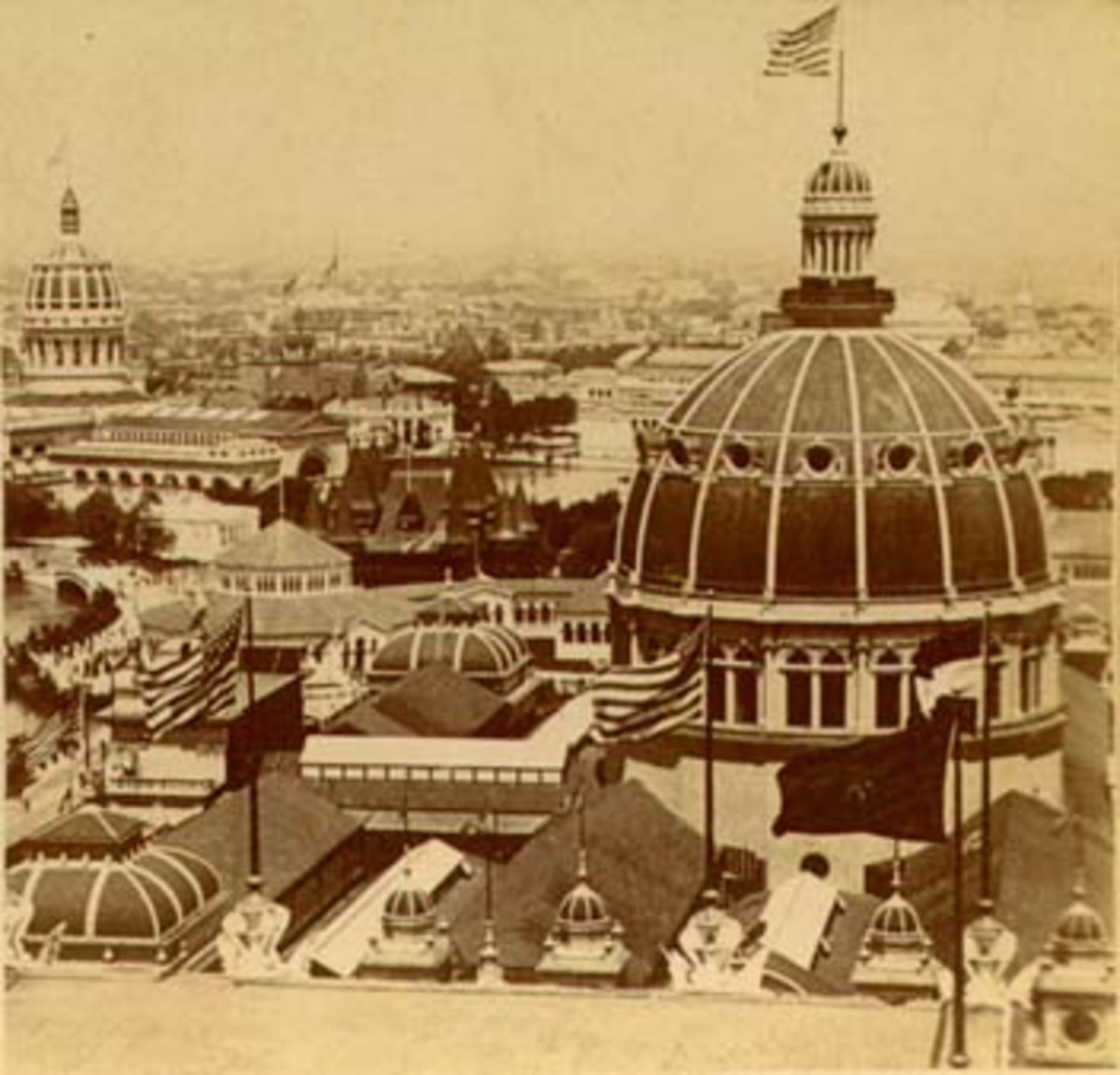 World Colombian Exposition White City
