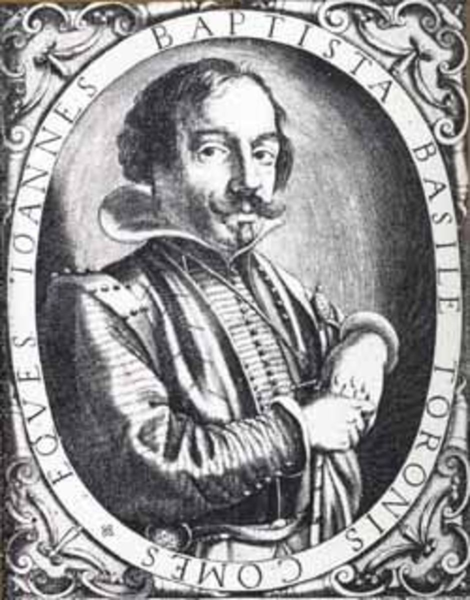 Giambattista Basile, author of Pentamerone