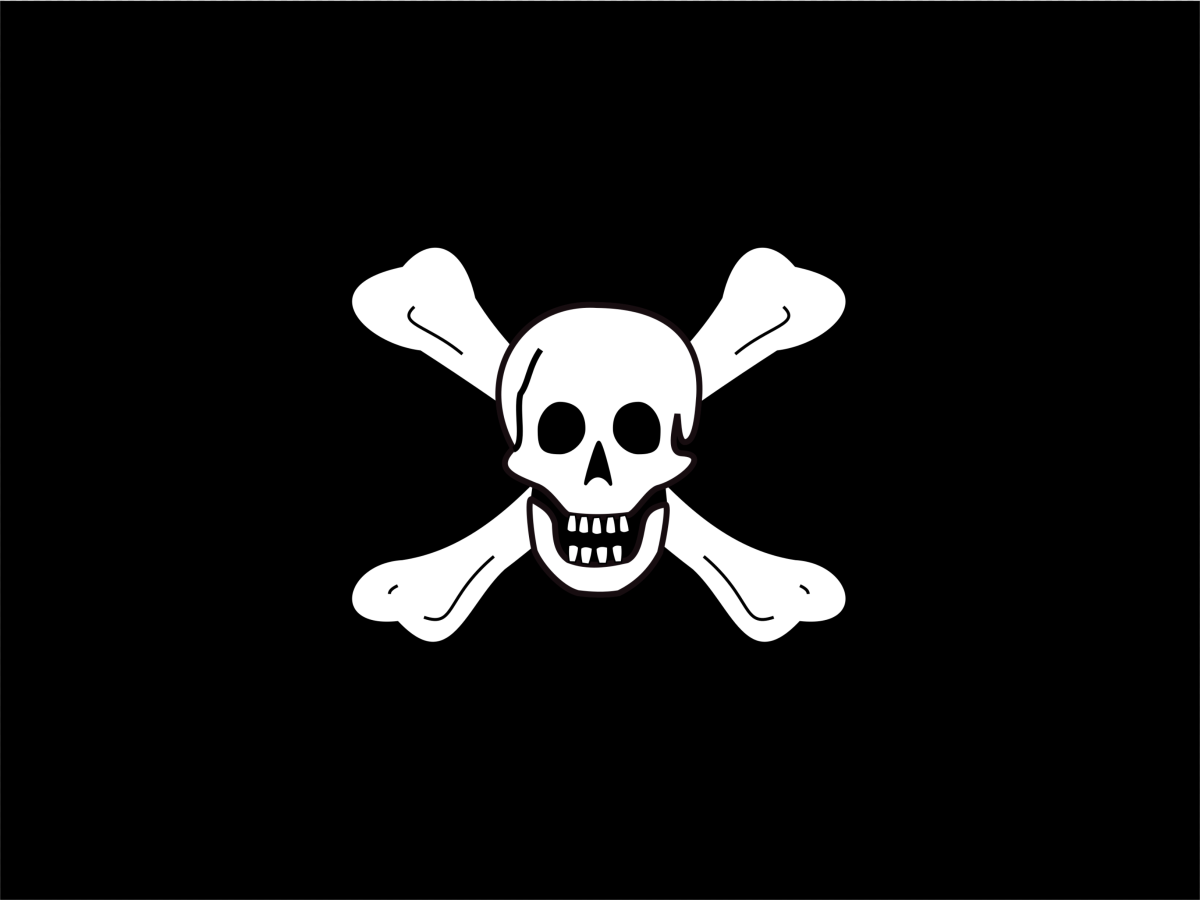 Richard Worley's flag was one of the earliest versions of the Jolly Roger.