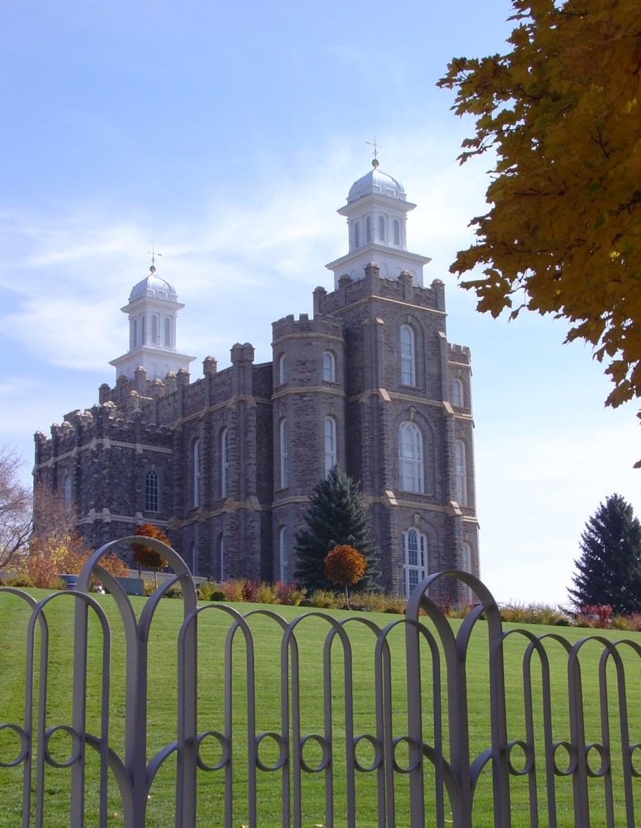 The Logan Temple is one of the older temples among the 138 operating temples in the LDS Church.