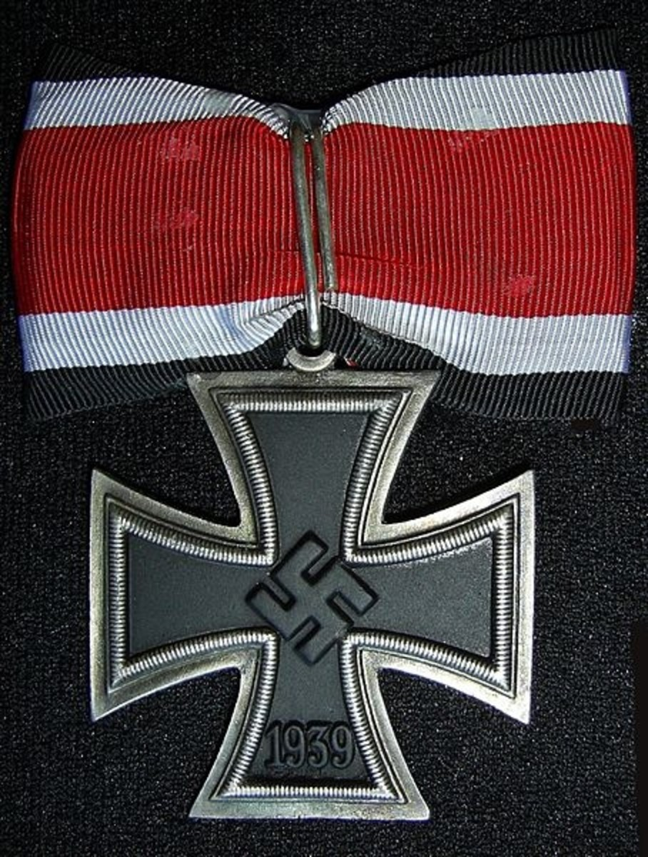 WW2: Knights Cross of the Iron Cross (from September, 1st 1939).