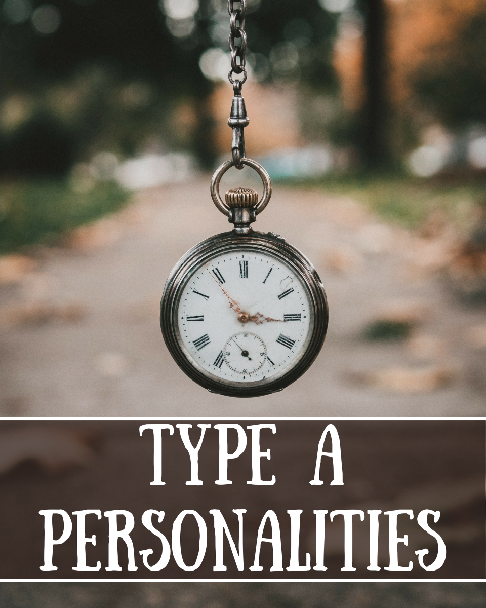 What Is Your Personality Type? Type A, B, C or D? | Owlcation