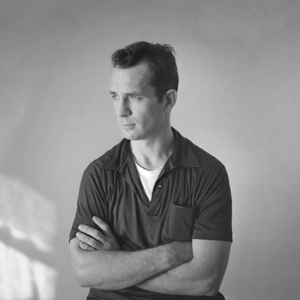 Jack Kerouac in 1956