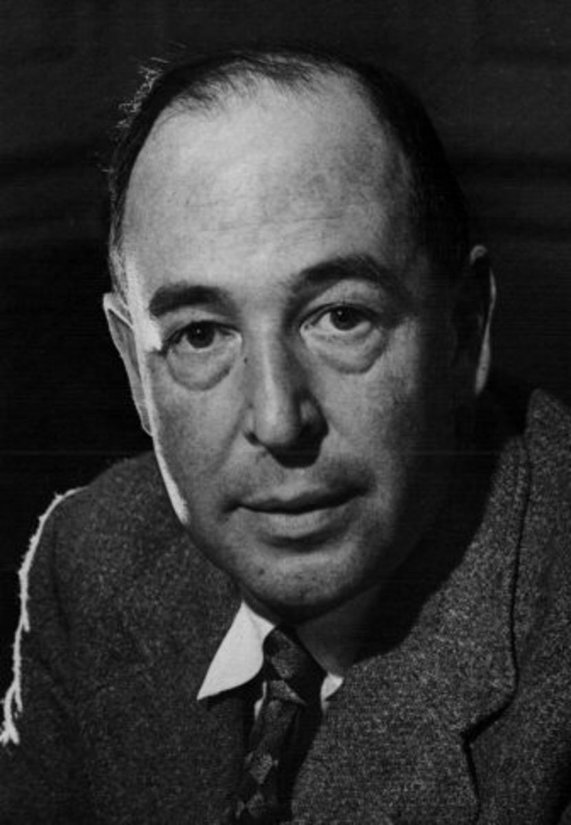 C.S. Lewis in 1947