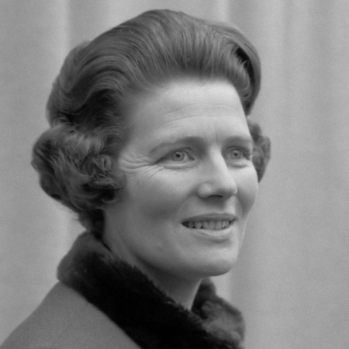 Mary Soames (Formerly Churchill), 1965