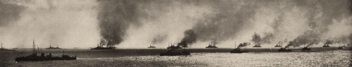 WW1: The Dardanelles Fleet