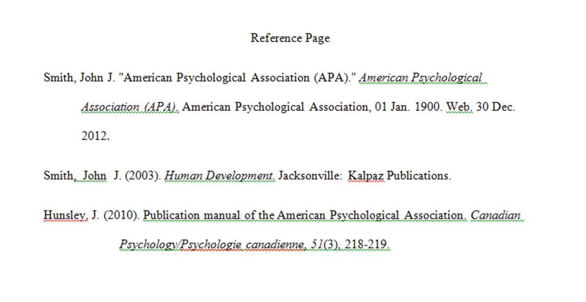 apa format book reference
