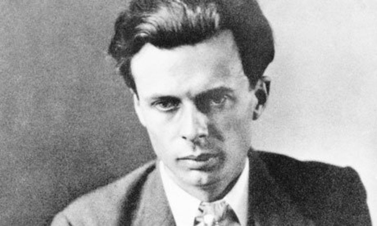 the creation of humans and the conditioning process in brave new world a novel by aldous huxley Aldous huxleys worldthe novel, brave new world, by aldous huxley takes  the creation of humans and the conditioning process in brave new world, a novel by.
