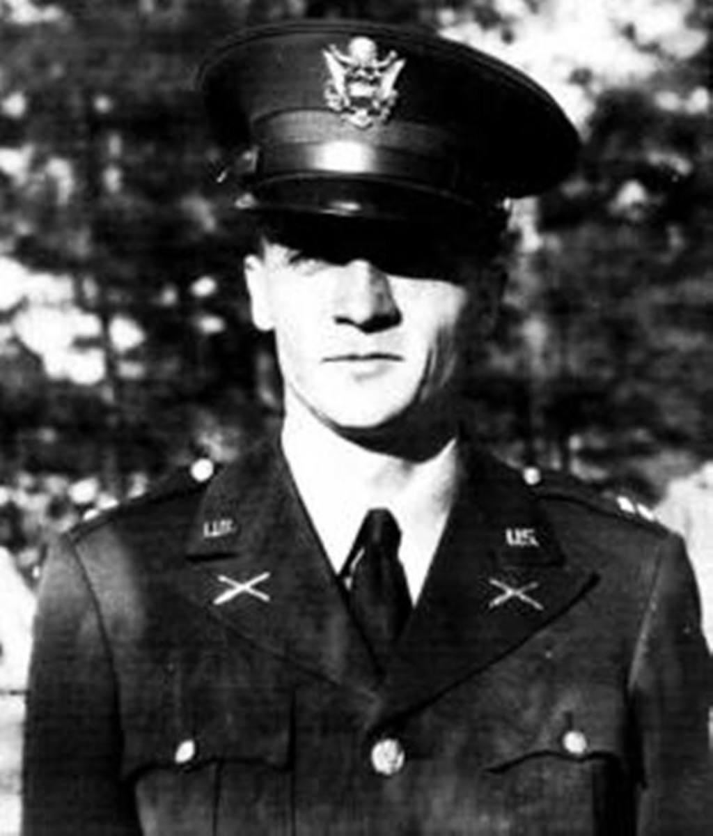 Major Arthur Parker